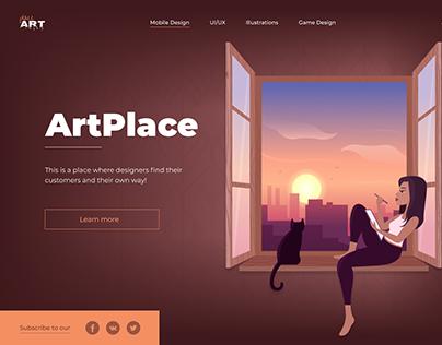 ArtPlace Platform