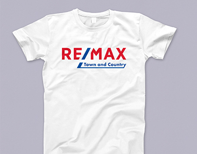 REMAX Town and Country Logo Design