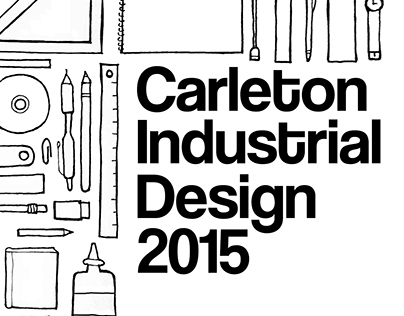 Carleton Industrial Design t-shirt