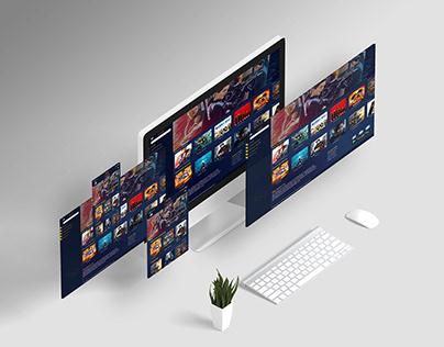 Viva Cinema Redesign Concept