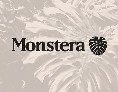 Monstera Coffee Roasters Branding