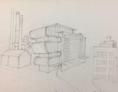WIP.....The Umicore Building