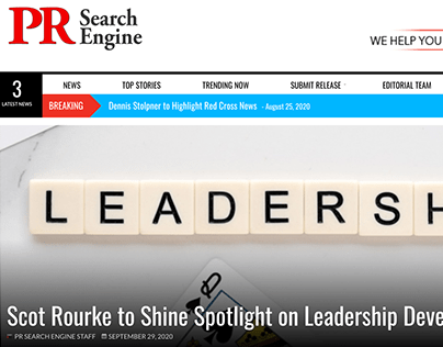 Scot Rourke Blog Series Leadership Development Programs