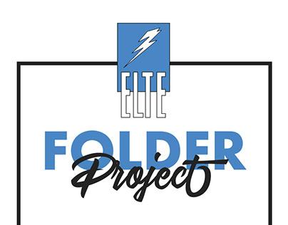 Progettazione cartellina informativa per ELTE