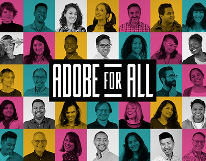 Adobe for All Campaign