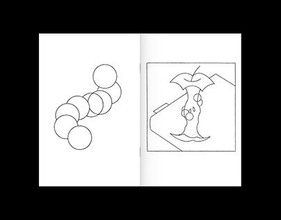 Book - Worm - Apple