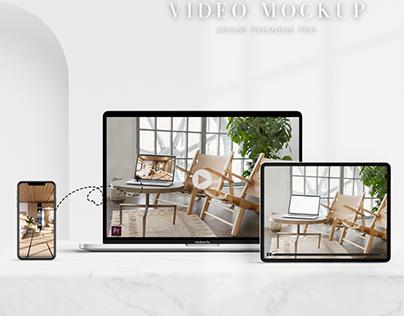 Video Mockup in Adobe Premiere Pro
