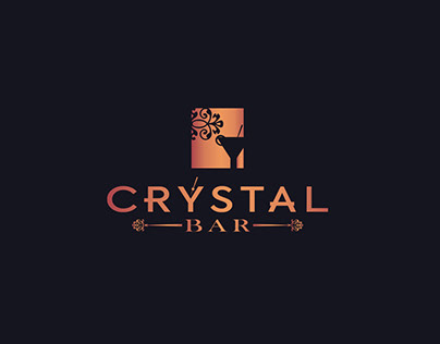 Crystal Bar Logo