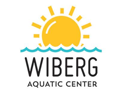 Wiberg Aquatic Center Logo + Branding