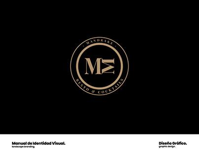 Design · Visual ID | Mandrake 2020