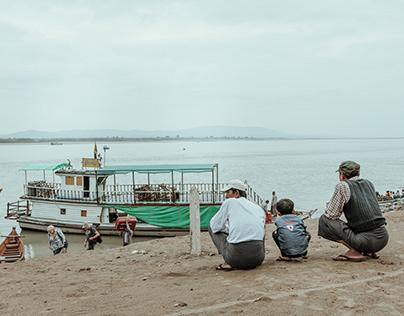 Ayeyarwady River·Mandalay