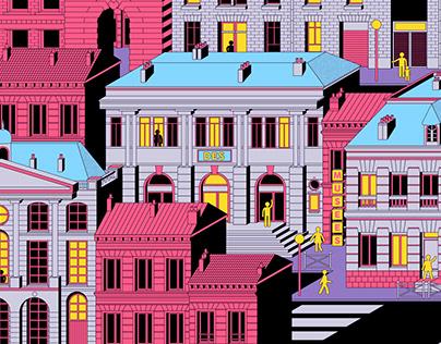 LA NUIT DES MUSEES x Architecture
