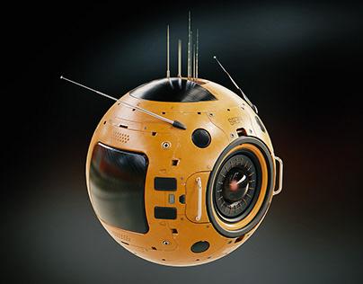 Spherical droid concept