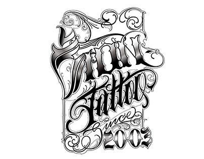 Zeon Tattoo: LOGO