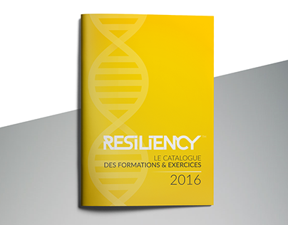 Catalogue des formations Resiliency
