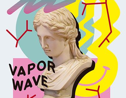 Vaporwave designs
