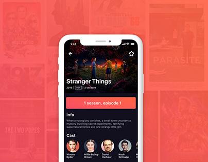 Helios | Movie App
