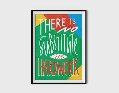 Motivation - Poster Series