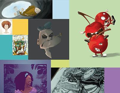 Galería | Illustración