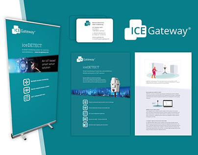 Print materials for ICE Gateway