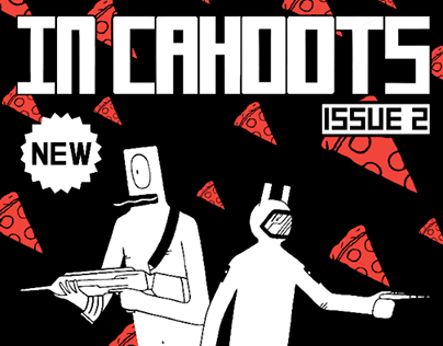 IN CAHOOTS - ISSUE 2