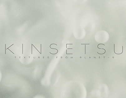 Kinsetsu - textures from planet 9