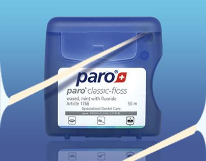 Paro - In Between Ad