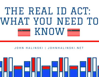 The Real ID Act: What You Need to Know