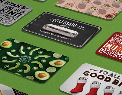 Chipotle, Gift Cards