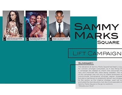 Sammy Marks Lift Campaign Case Study