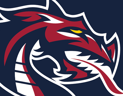Lane College Athletic Department Re-Brand
