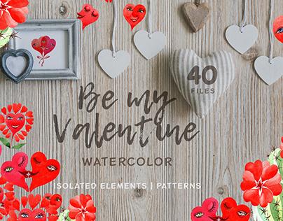 valentine's,hearts