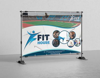 Banner Frame Stand
