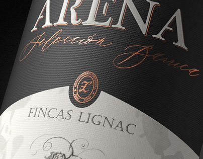 Packaging ARENA, Fincas Lignac