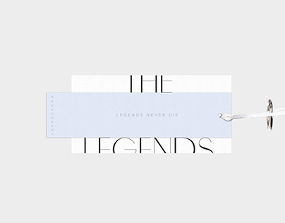The Legends Branding Project