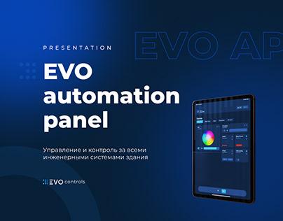 Презентация Evo panel