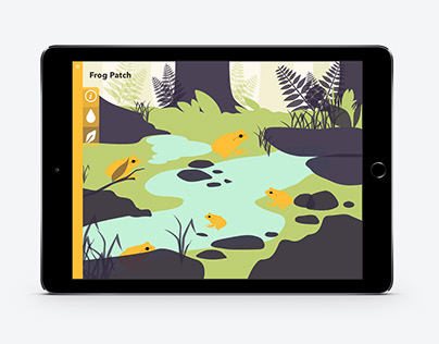 S-S-Save the Stuttering Frog | iPad App