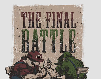 The Final Battle!