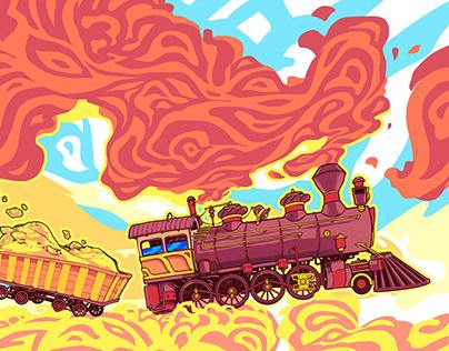 Trem Bão