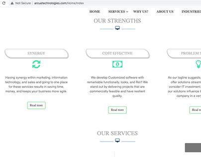 Website Development in Lahore