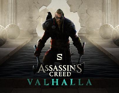 Assassin's Creed Valhalla: Poster Design
