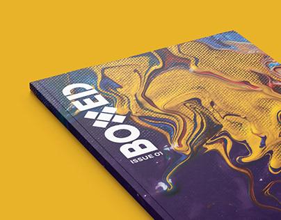Boxed Magazine