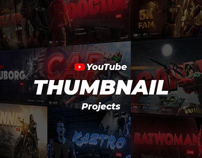 PUBG YT Thumbnails
