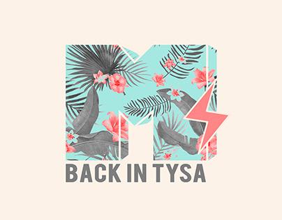 BACK IN TYSA MTV | BKNTS
