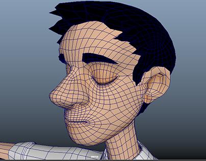 3D Modelling (Tom)