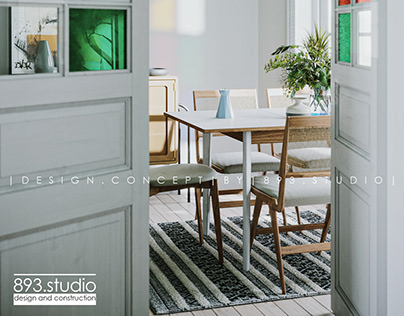 19| Inspired Dining room