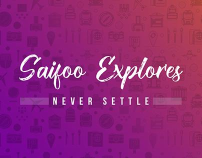 Saifoo Explores