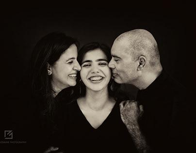 FINE ART FAMILY PORTRAITS - THE MANN FAMILY