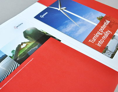 Acciona Collateral & Invitations