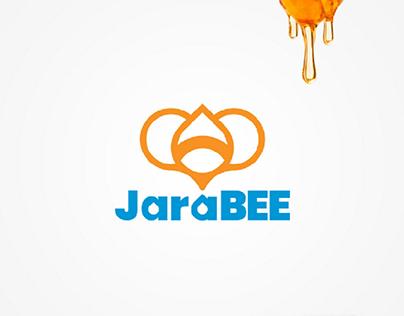 JaraBEE, Honey & Syrup. Branding.
